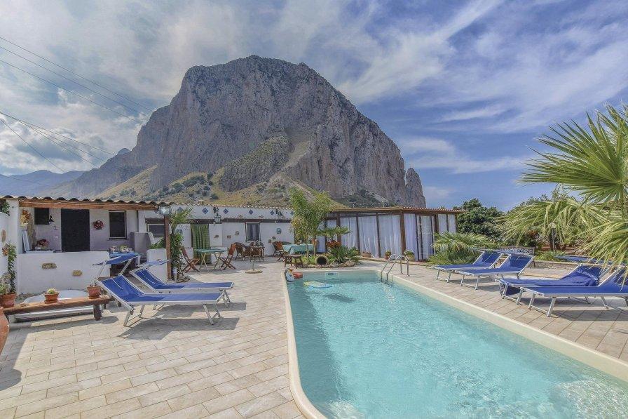 Villa in Italy, San Vito Lo Capo