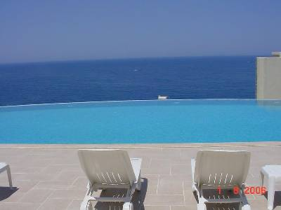 Villa in Turkey, Yalikavak: Spectacular views from the pool