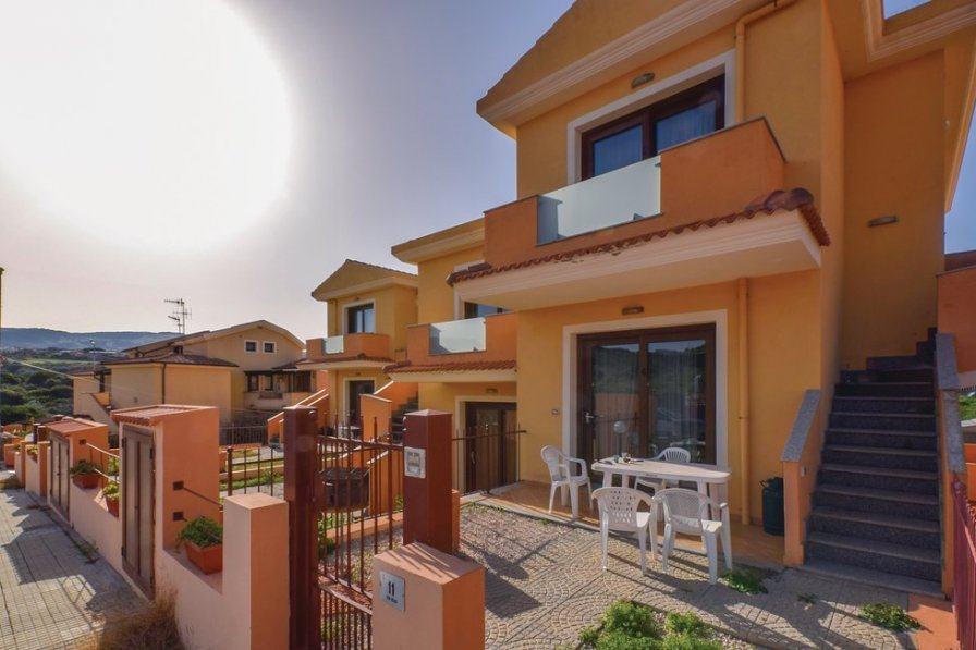 Apartment in Italy, Lu Bagnu