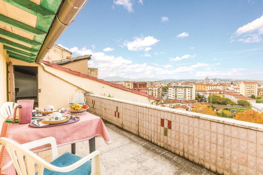 Studio apartment in Italy, Rifredi