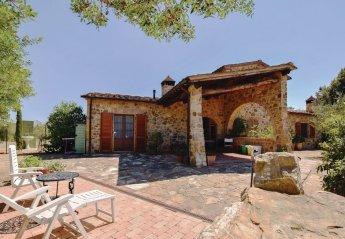 1 bedroom Villa for rent in Gavorrano