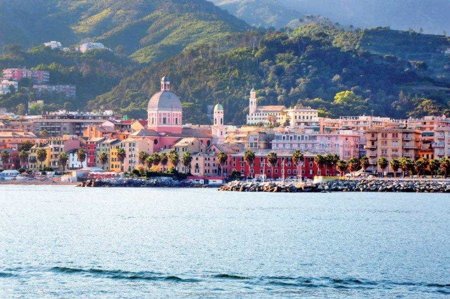 Apartment in Italy, Genoa