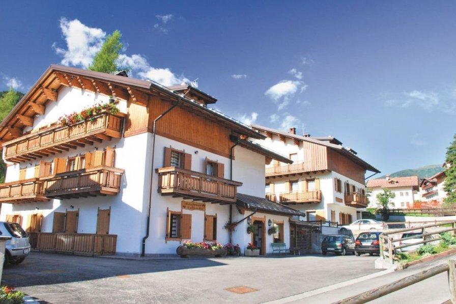 Apartment in Italy, Caviola