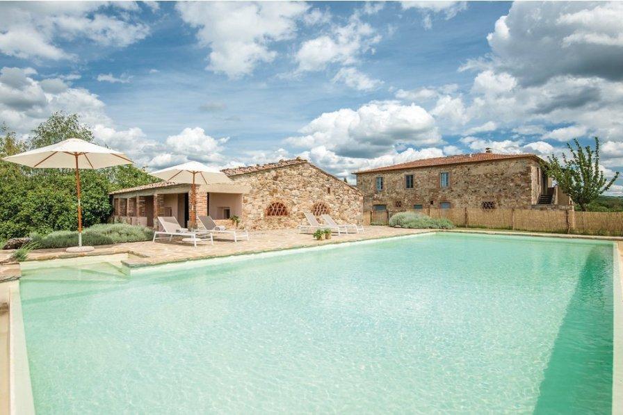 Villa in Italy, Lilliano