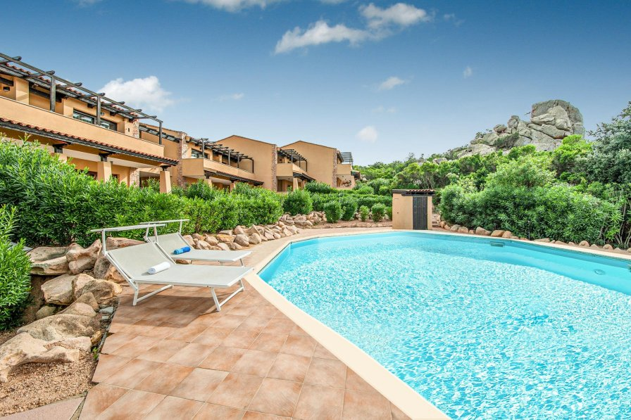 Apartment in Italy, Costa Paradiso