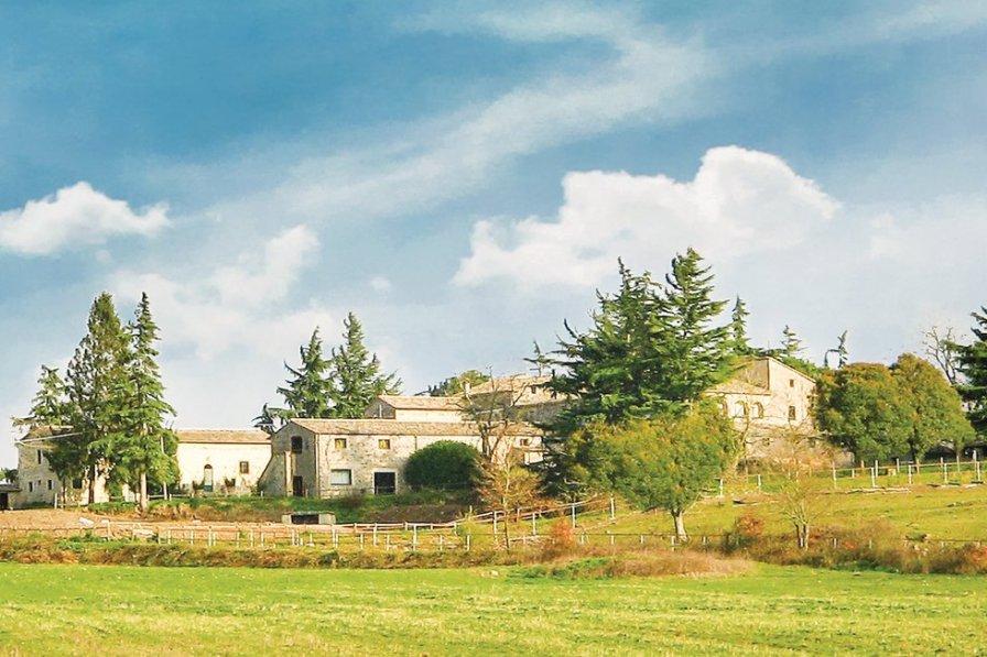 Apartment in Italy, Castel Giorgio