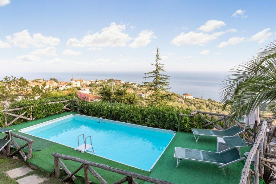 Apartment in Italy, Massa Lubrense: