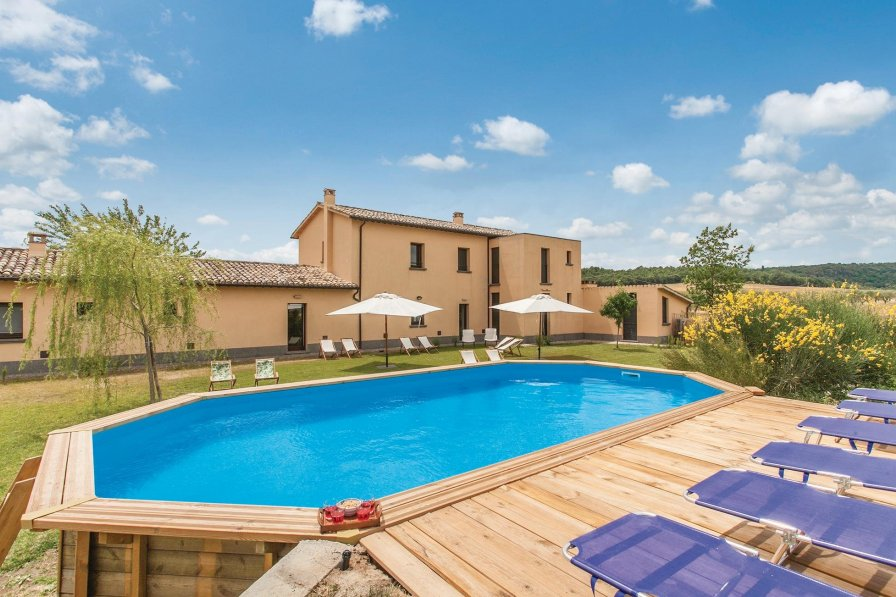 Villa in Italy, Civitella d'Agliano