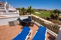 House in Spain, La Torre Golf Resort (Polaris World): We have four sun loungers plus two lightweig..