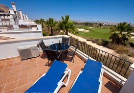 House in La Torre Golf Resort, Spain: Lubina 194, La Torre Golf Resort, Murcia.