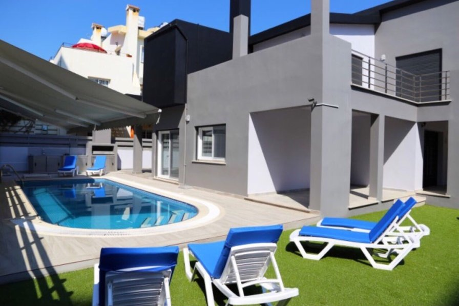 Villa To Rent In Kyrenia Town Cyprus With Private Pool