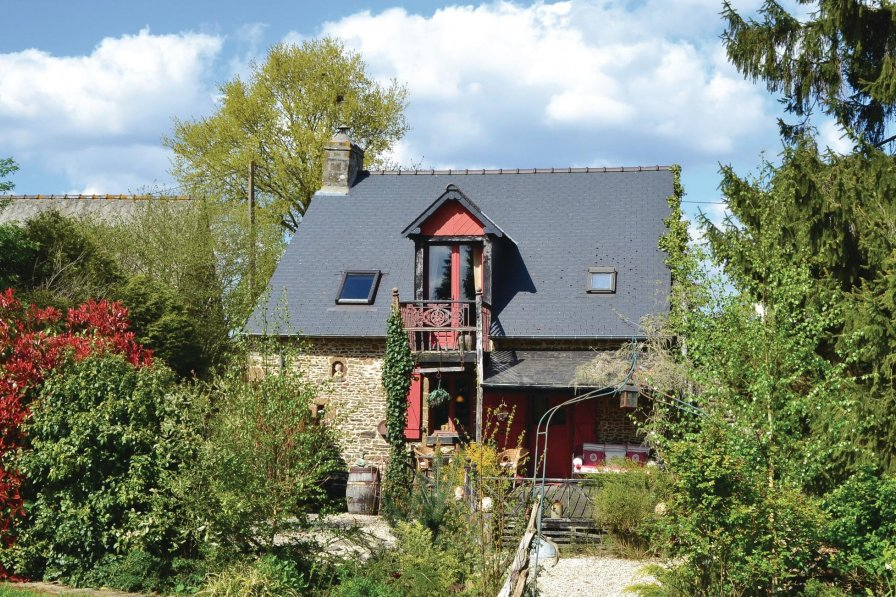 Holiday villa in Mayenne