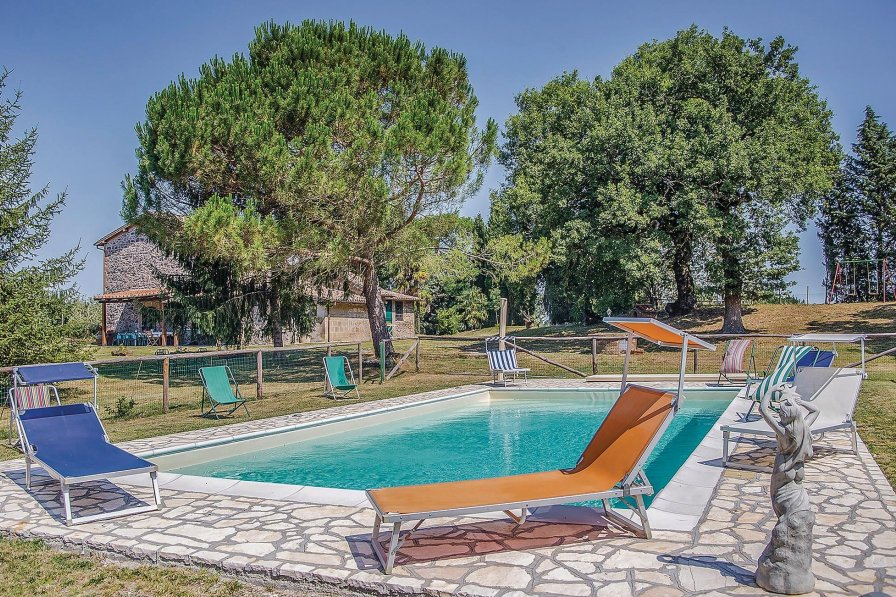 Villa in Italy, Bagnoregio