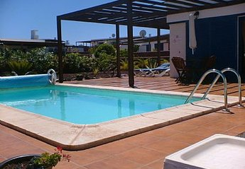 Villa in Spain, Playa Blanca: Pool