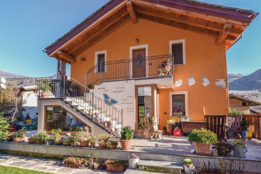 Villa in Italy, Viering