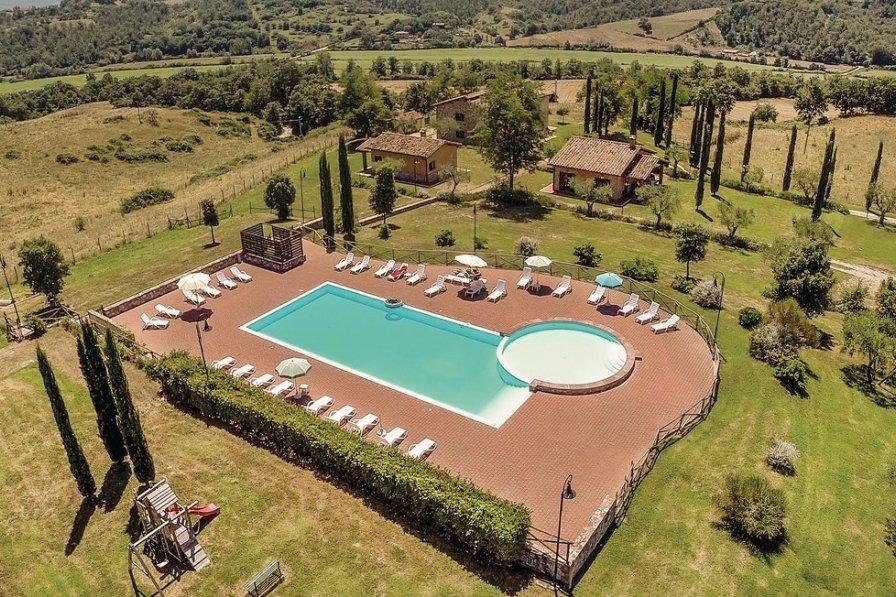 Villa in Italy, Fabro