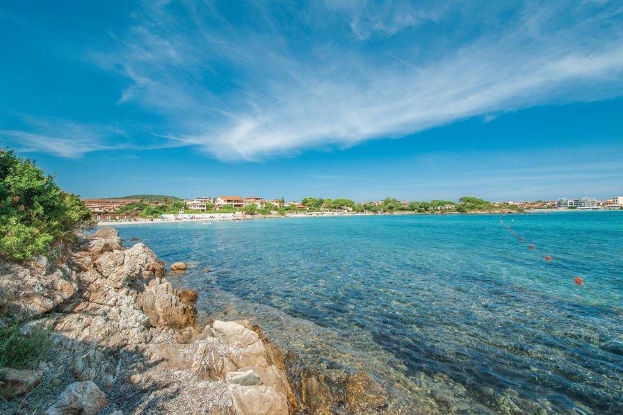 Apartment in Italy, Golfo Aranci: