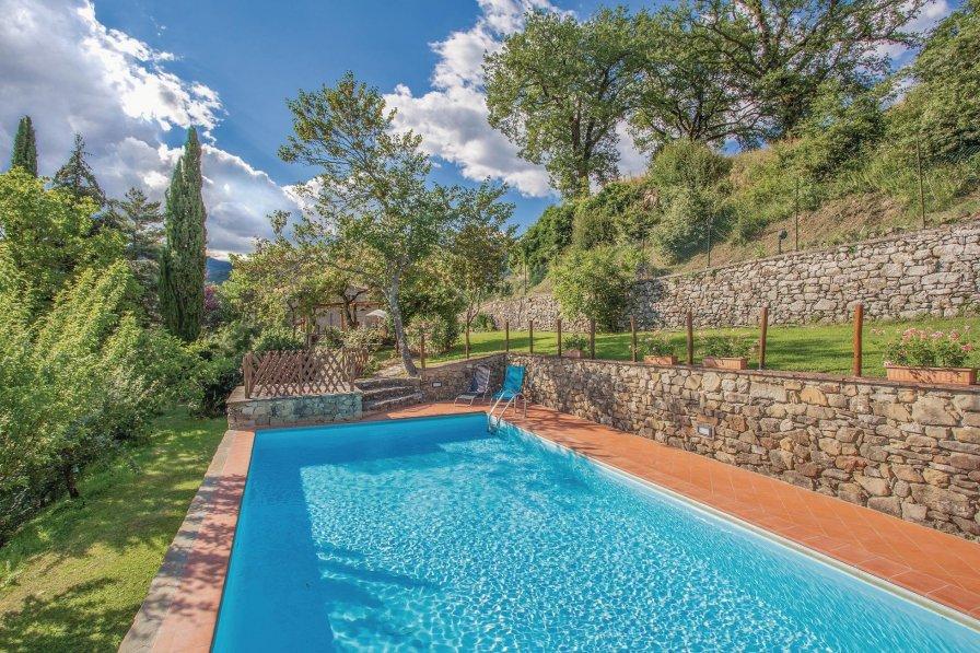 Villa in Italy, Arezzo