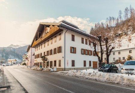 Apartment in Forno di Zoldo, Italy