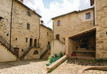 1 bedroom Villa for rent in Todi