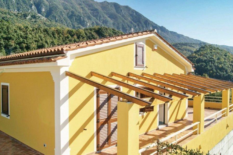 Holiday villa in Maratea
