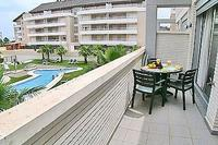 Apartment in Spain, Denia: Terrace