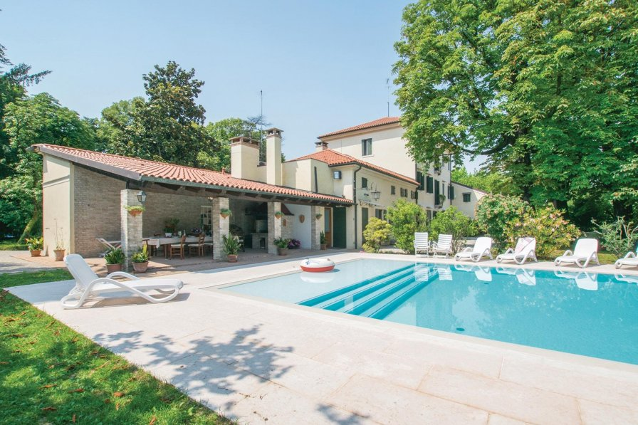 Villa in Italy, Silea