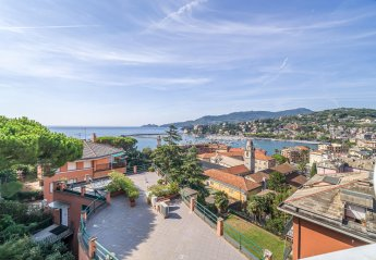3 bedroom Apartment for rent in Rapallo