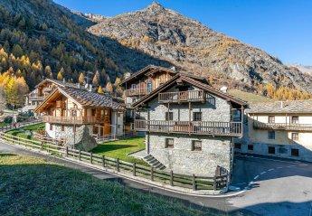 Apartment in Italy, La Bethaz