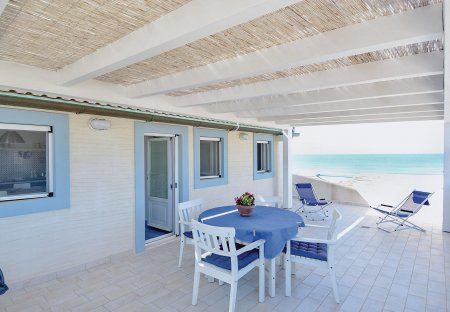 Apartment in Punta Braccetto, Sicily