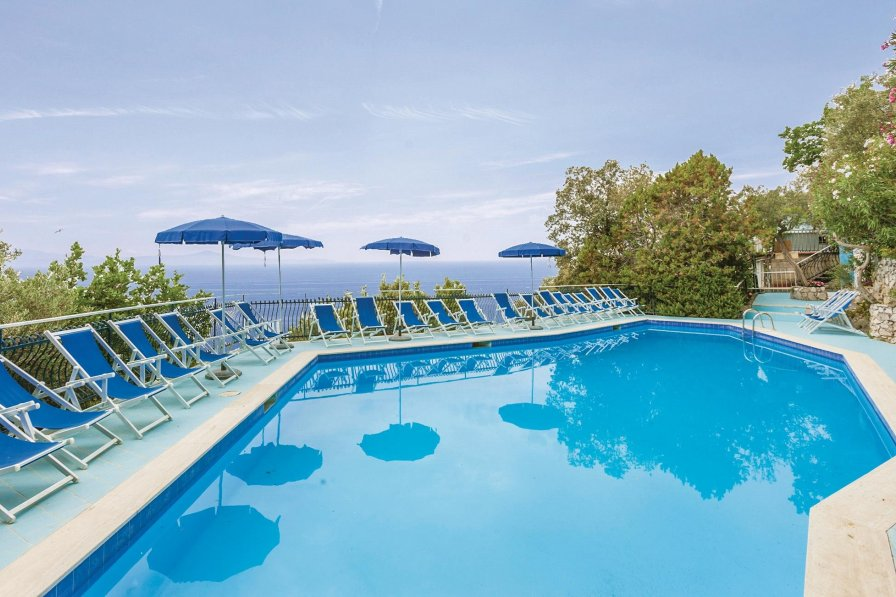 Apartment To Rent In Vico Equense Italy With Shared Pool