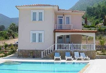 Villa in Turkey, Hisaronu: Pool & Terrace