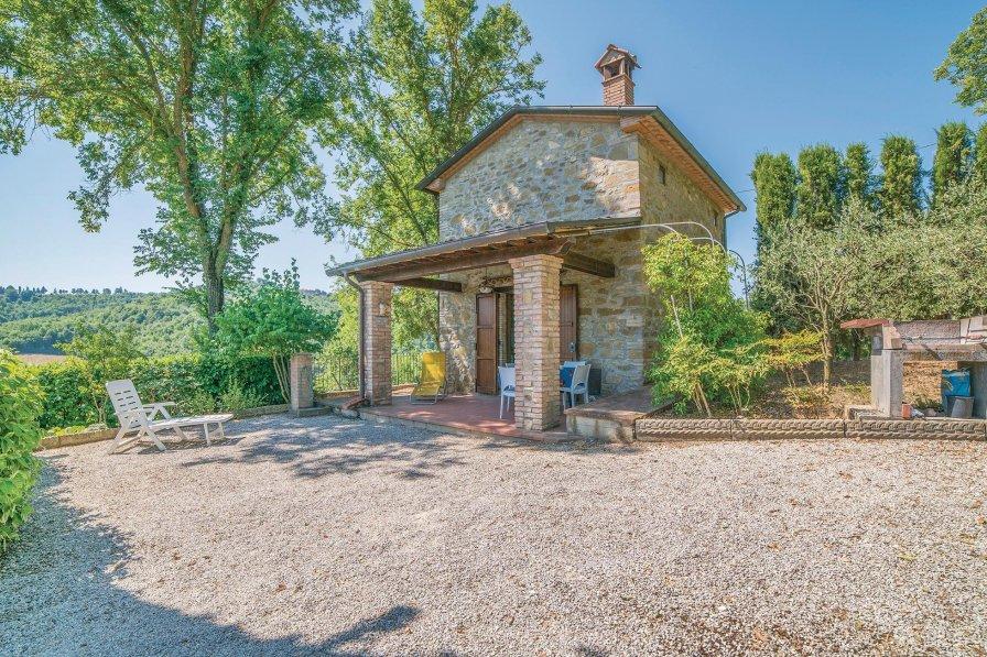 Villa in Italy, Borgacciano