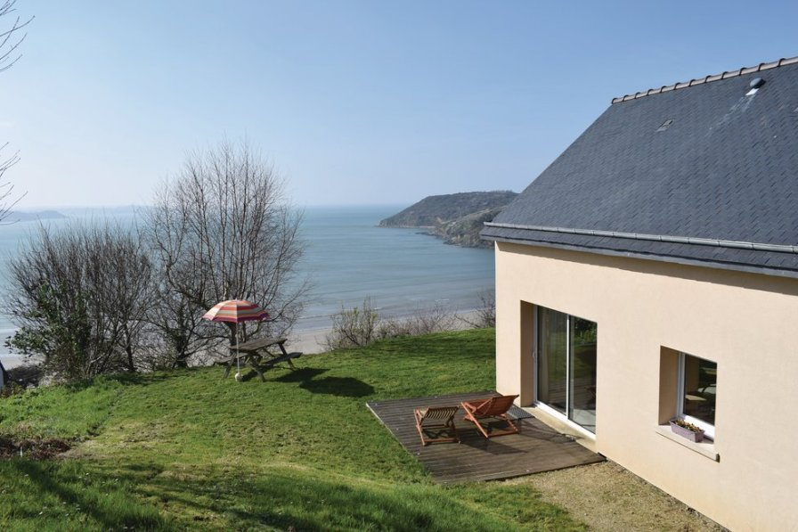 Holiday villa in Cotes-d'Armor