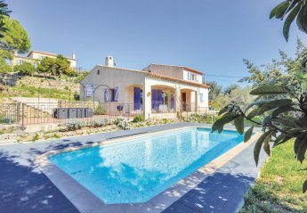 5 bedroom Villa for rent in Golfe Juan