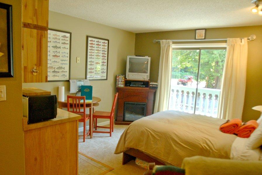 Studio apartment in USA, Washington