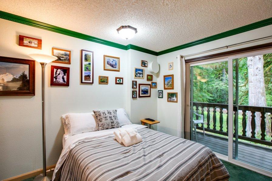 Studio apartment in USA, Mount Baker