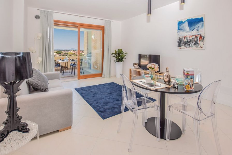 Apartment in Italy, Casal Boccone