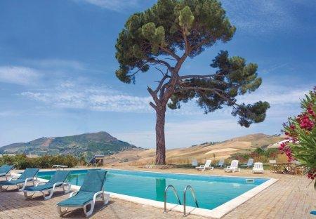 Villa in Caccamo, Sicily