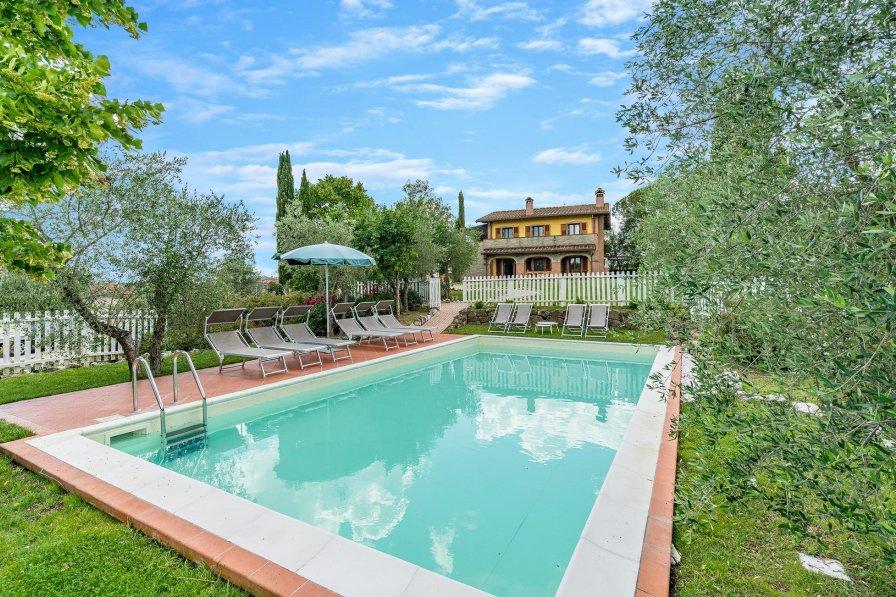 Villa in Italy, Selvatelle