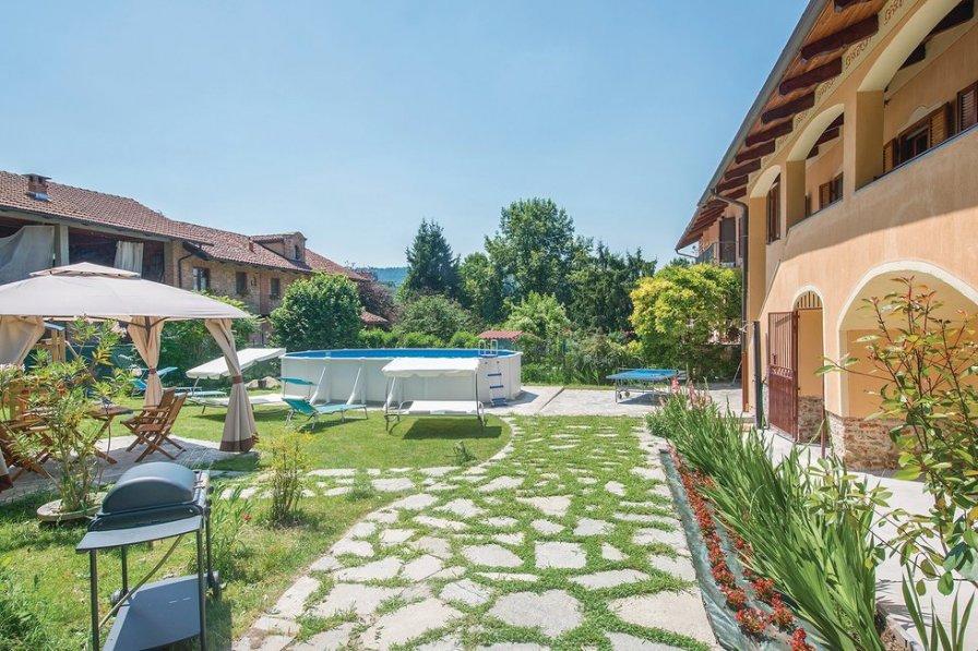 Villa in Italy, Casalborgone