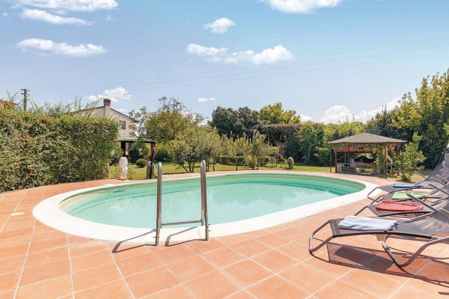 Villa in Italy, Calcinaia