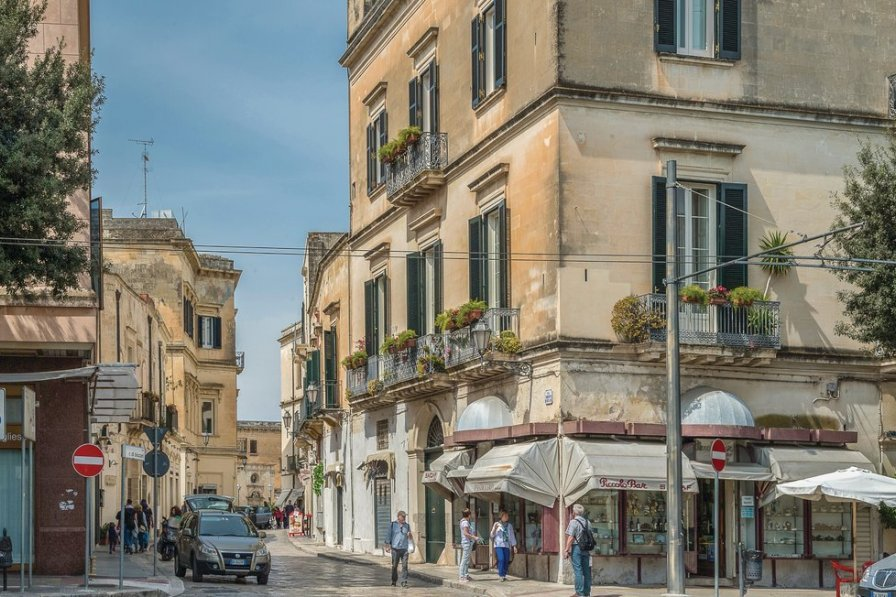 Apartment in Italy, Lecce
