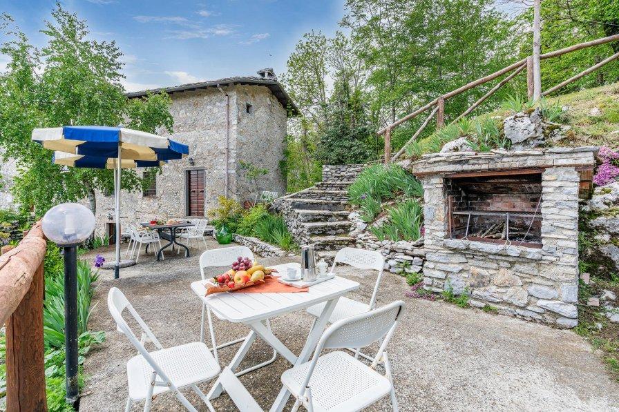 Villa in Italy, Fabbriche di Vergemoli