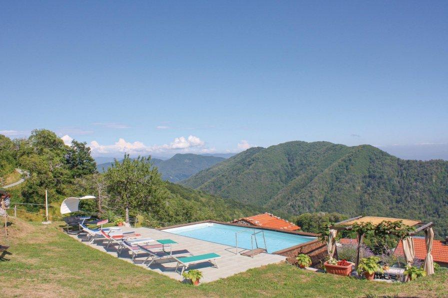 Villa in Italy, Stazzema