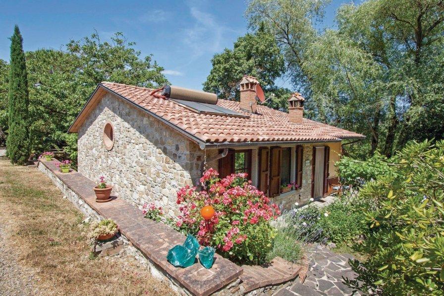 Villa in Italy, Talla