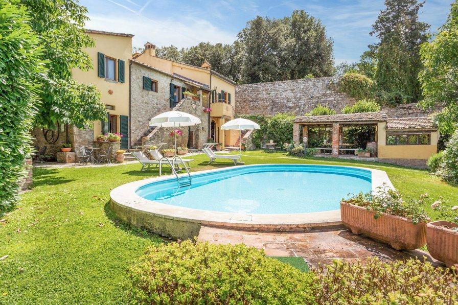 Villa in Italy, Camucia-Monsigliolo