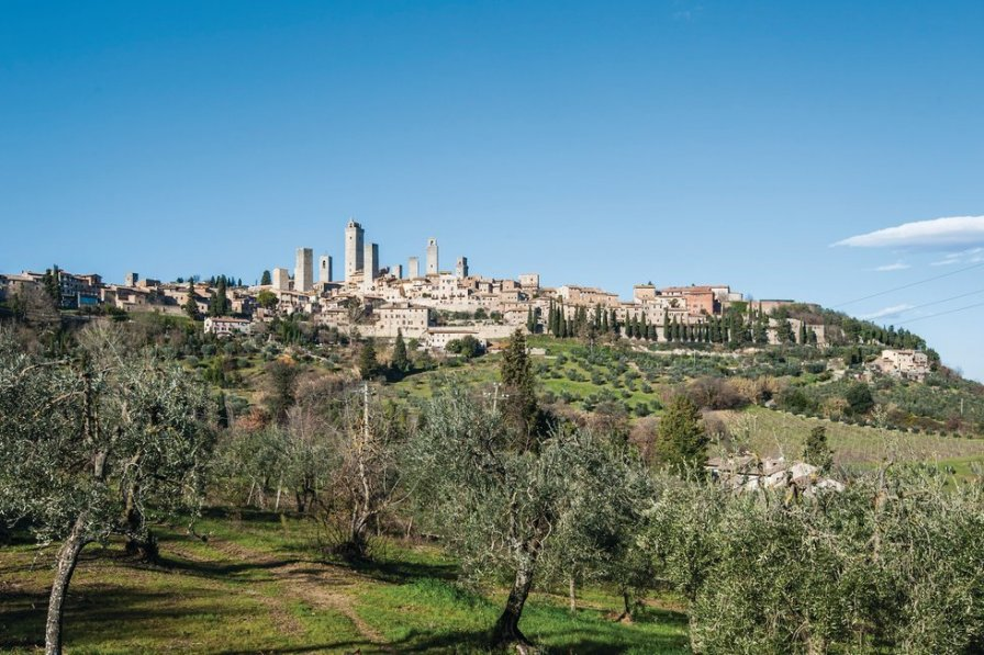Apartment in Italy, San Gimignano
