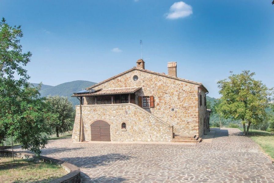 Villa in Italy, Castel Viscardo