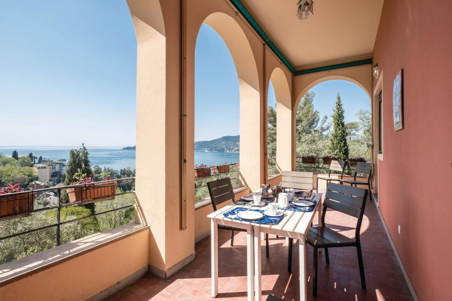 Villa in Italy, Zoagli